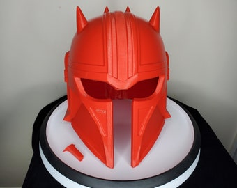BLEM The Armorer Helmet  (3D Printed Kit) from The Mandalorian **BLEM**