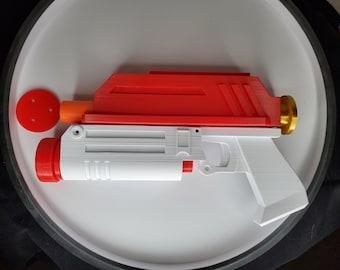 DC-17 Blaster Kit w/ Grappling Attachment / Clone Wars Blaster