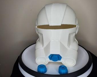 Echo Helmet | Bad Batch  | Lobot | CT-1409 | Clone Force 99