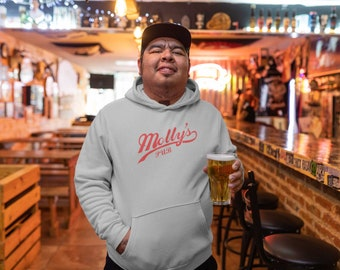 Chicago Fire Molly's Pub Hoodie