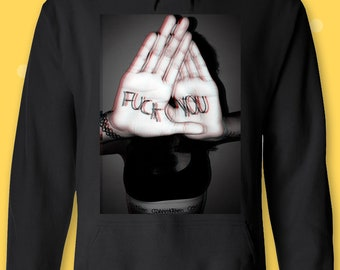 F**ck You 3D High Weed Smoke Cool Men Women Unisex Top Hoodie Sweatshirt 2183