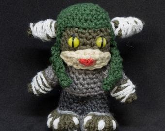 Amigurumi Crochet Doll - Critical Role - Nott the Brave, Digital Pattern PDF