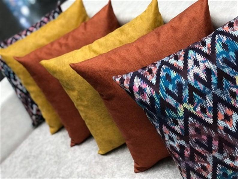 6 PCS Pillow Covers,Decorative Home Pillow Covers,Cushions,Zippy Pillows-DMA 16045