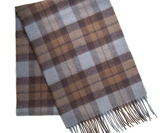 Outlander Lambswool Scarf Officially Licensed