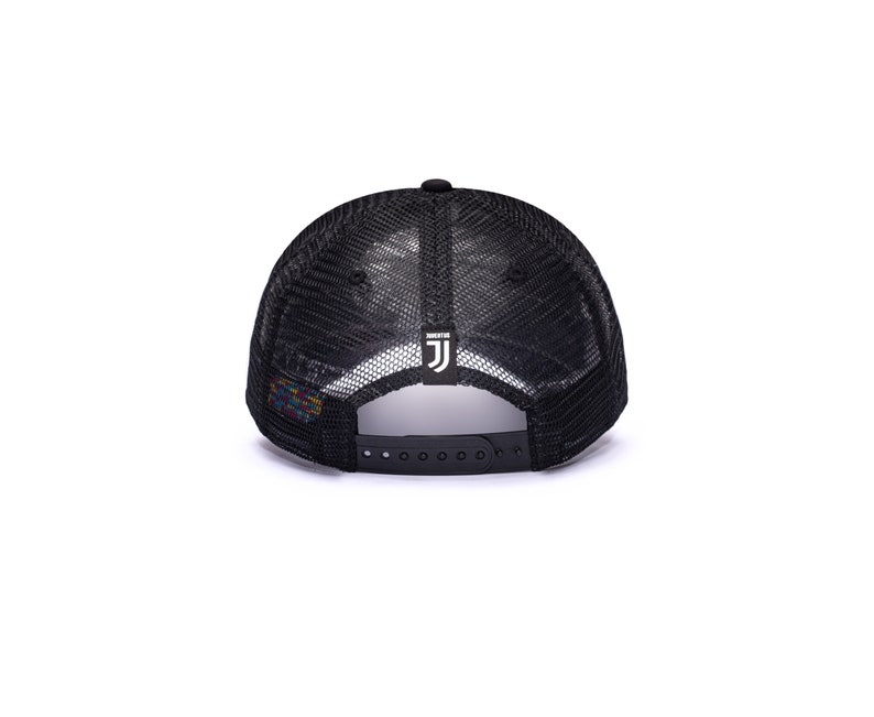 Juventus FC Premium Trucker Shield Baseball Hat Officially Licensed