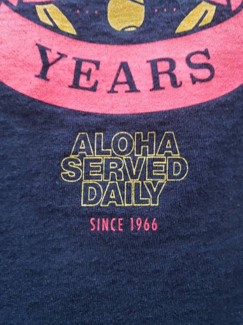 Hawaii Zippy/'s anniversary tee