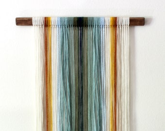 Bungalow - Small Wall Hanging