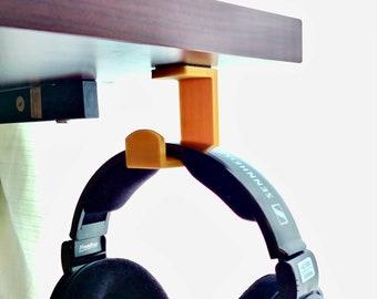 Headphone Holder, Under Desk, Headphone Stand
