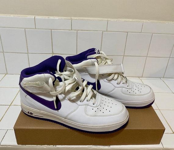 Vintage Nike Air Force 1 Sneakers / Vintage Nike s