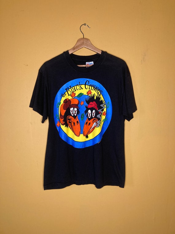 vintage the Black Crowes 1992 tour shirt