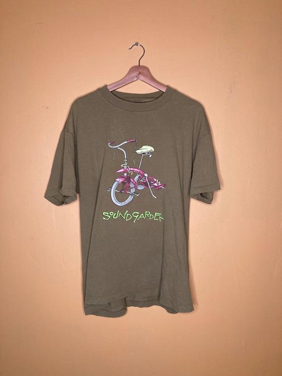 vintage Soundgarden 1994 shirt