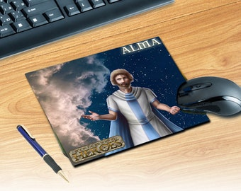 Book of Mormon Heroes Mouse Pad
