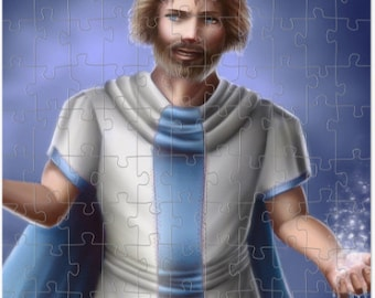 Book of Mormon Heroes Puzzle