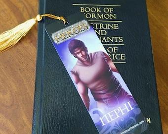 Book of Mormon Heroes Nephi Bookmark