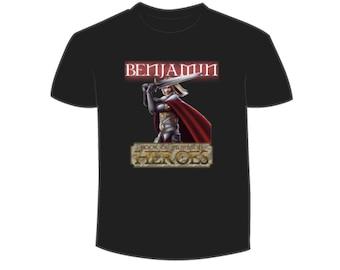 Book of Mormon Heroes King Benjamin T-Shirt