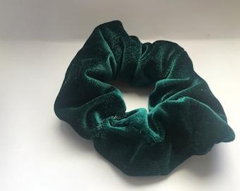 Handmade Gift Gift for Her Raincoat-Fall Scrunchies-Thick hairband Girls Hair Accessories Handmade