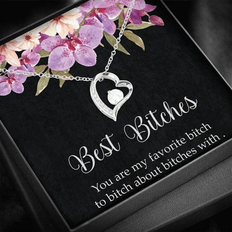 Best Friend Funny Gifts Gifts For Best Friend Funny Best Friends Necklace