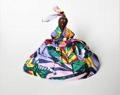 Vintage Caribbean Topsy-Turvey Doll