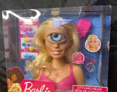 Cyclops ooak, Fashion face   creepy doll   halloween decor odity