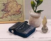 Miniatures vintage typewriter printable with photo instructions, easy diy, miniature Dollhouse, Dollhouse digital, word processor, minis DIY