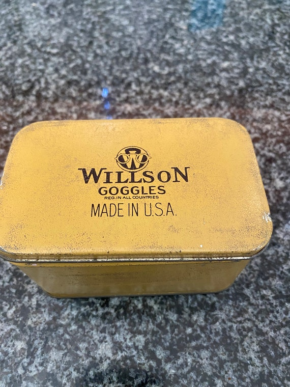 Wilson Antique Goggles