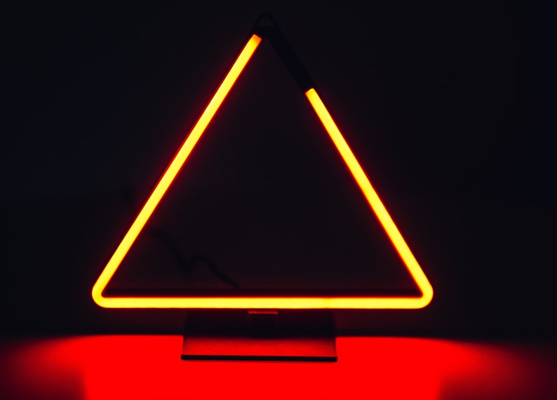 Witcher Wall Decor Neon Sign LED Desk Lamp Gaming Light Easter Gift For Him Birthday Present  game room Twitch Stream Youtube Wall Decor