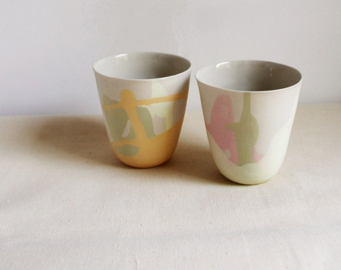Featured listing image: Two tea bowls