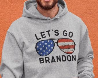 Lets go Brandon Hoodie