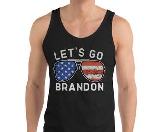 Let's go Brandon Tank Top, Lets go Brandon Shirt, go Brandon, Brandon chant shirt