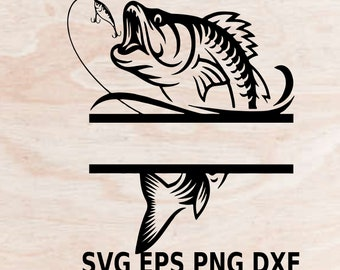 Download Fish Svg Etsy