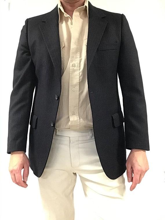 Exclusive Donald Brooks jacket vintage virgin wool