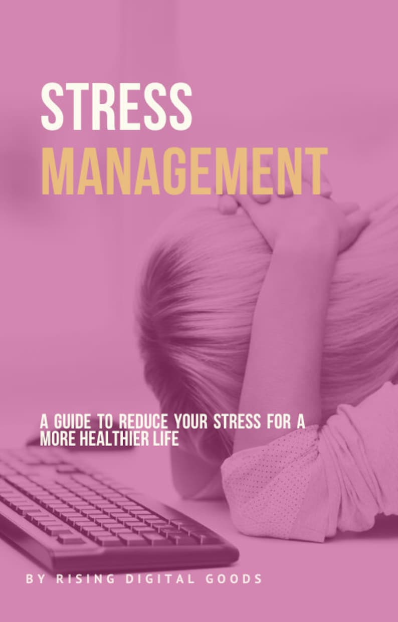 Stress Management Guide eBook PDF download only image 0