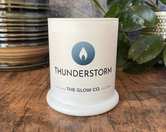 Thunderstorm Candle   The Glow Co.