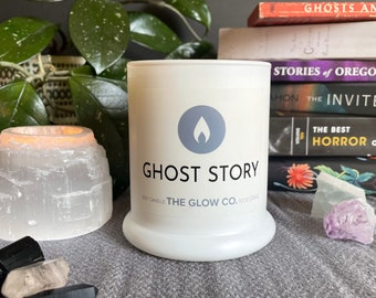 Ghost Story Candle   The Glow Co.