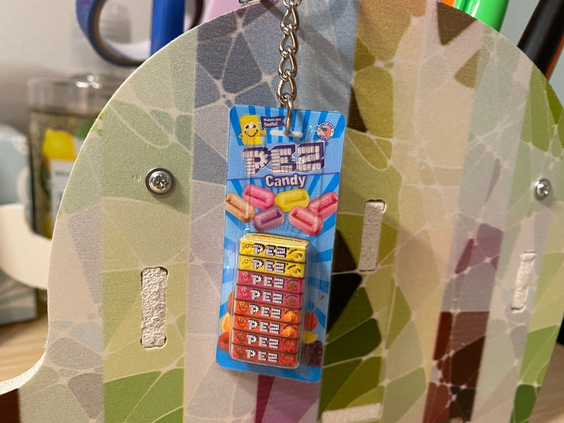 Mini Brand Keychains