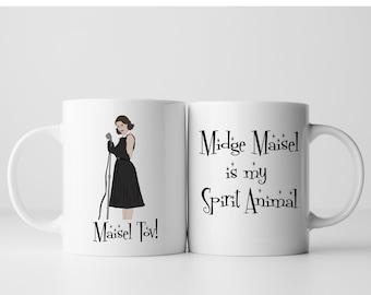 Mug Set   Mrs Maisel Mugs   Holiday Gift Set   Judaica Gift