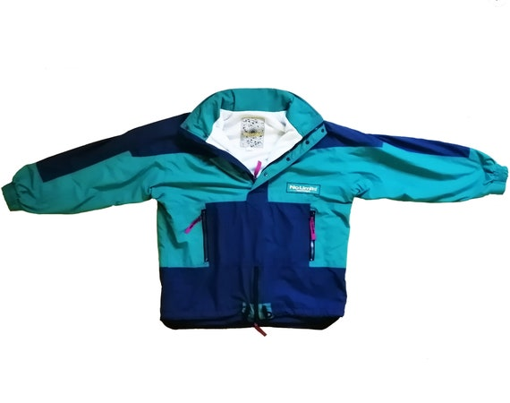 Vintage 90' No Limits Anorak Jacket - L