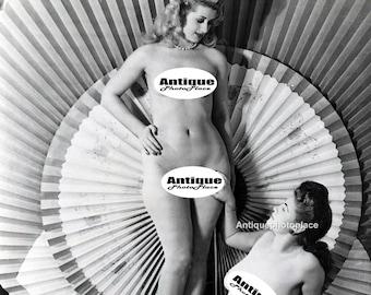 Vintage 1920s  Girl  Retro Art Photo Reprint A4 A3 A2 Size