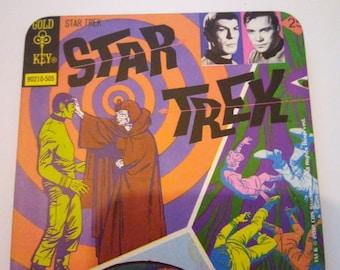 Star Trek psychedelic coaster