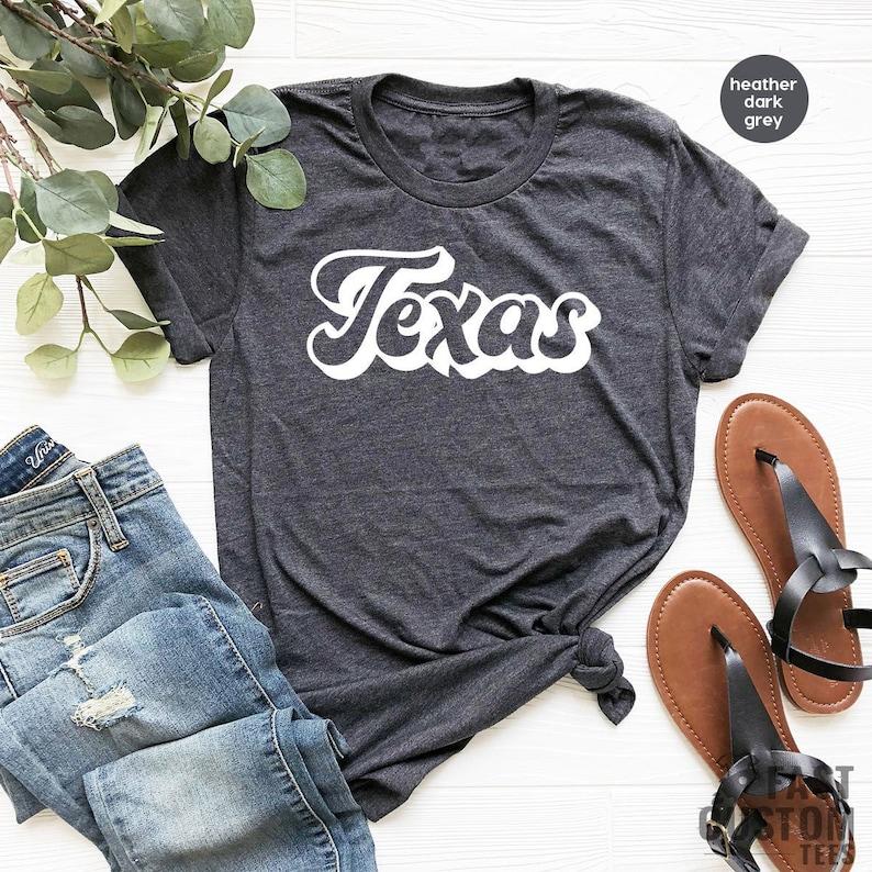 Texas TShirt, Texas Tee, Texas City Shirts, Texas State T Shirt, Texas Lover Gift, Texas Home T-shirt, Texas T Shirt, Texas Lover Shirt Sweatshirt