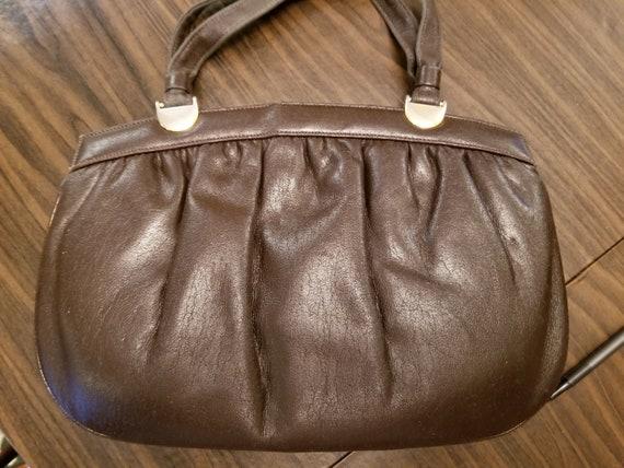 Vintage Lewis Leather Handbag