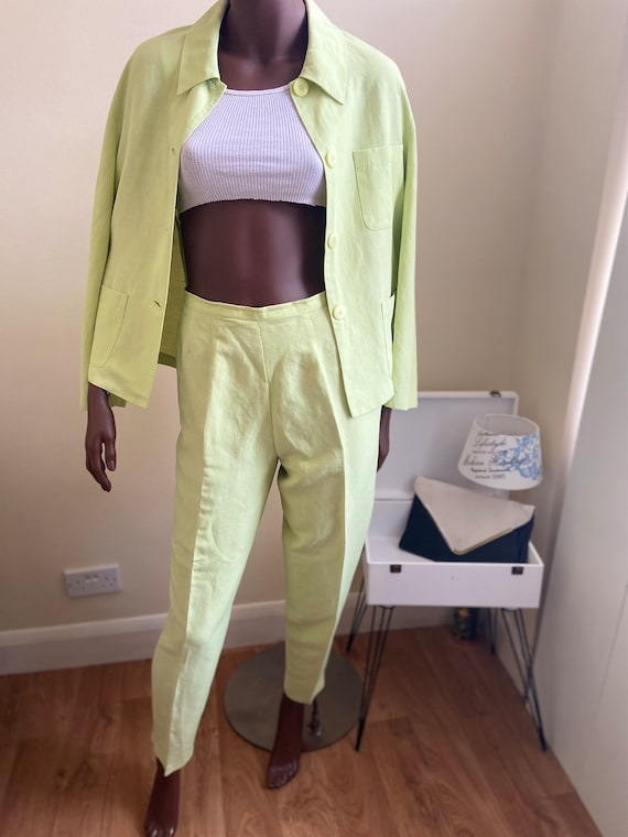 Green Co Ord
