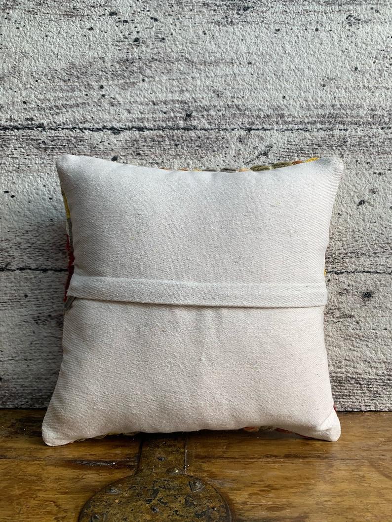 Decorative Kilim Pillow,Kilim Cushion,Kilim Pillows,Kilim Pillow Cover,Home Decor Pillow No:4501