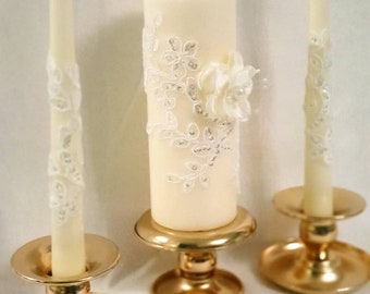 wax label-wax decorations-no foil Wedding Candle-Candle-life tree-tree-candle-incl