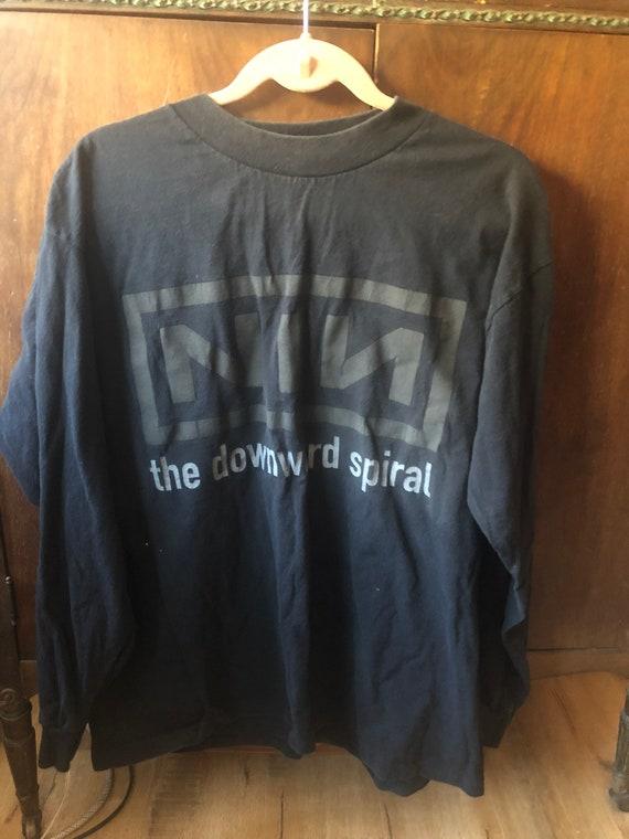 Nine Inch Nails long sleeve shirt Halo Eight