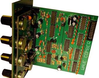 Wave Comber Eurorack Module. DIY KIT.