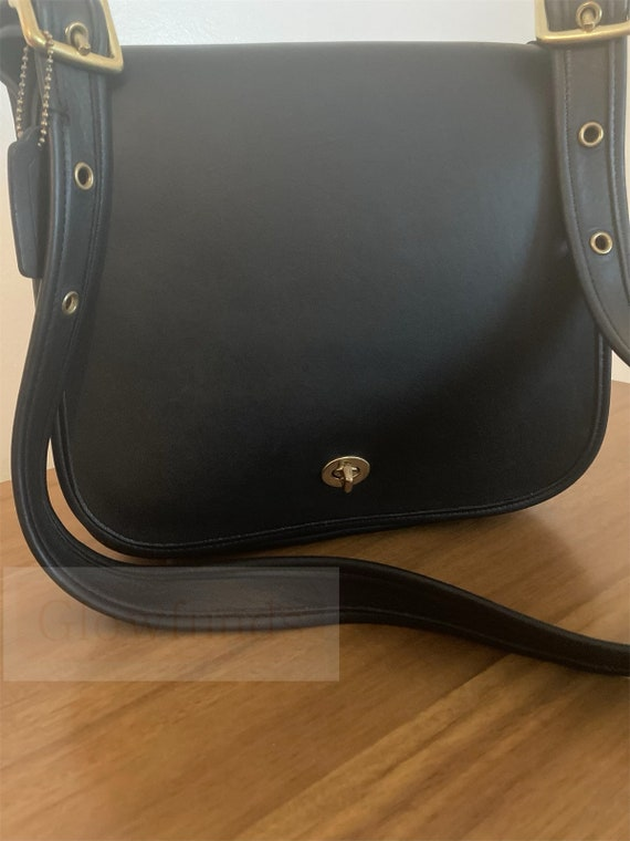 Vintage Coach Stewardess Bag