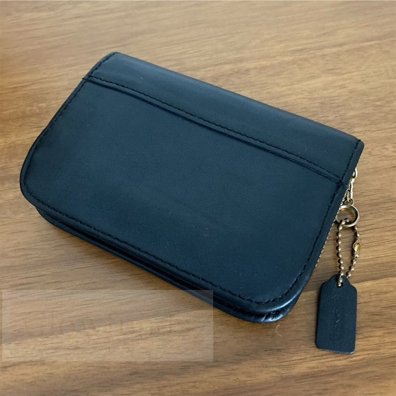 Vintage Coach Compact Wallet