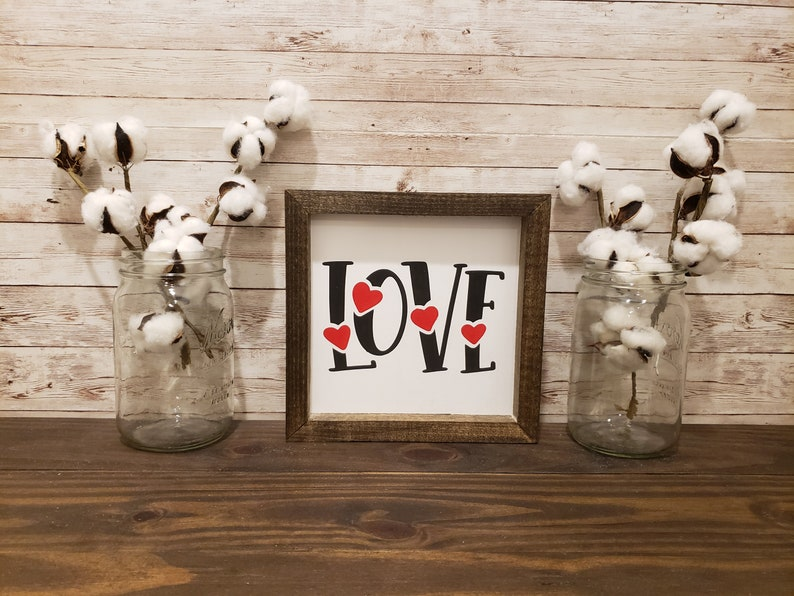Valentine Signs Wedding Decor Love Signs Wedding Signs Handpainted Signs Valentine/'s Day Signs Valentine/'s Day Decor Farmhouse Signs
