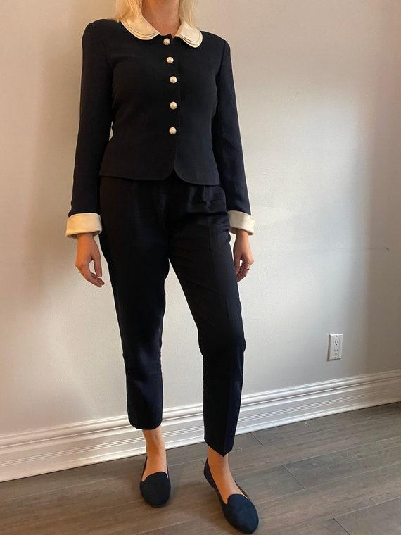 Vintage Albert Nipon Woman's Suit Jacket